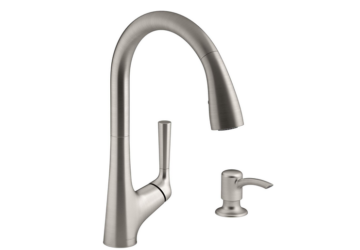 7 Best Stainless Steel Kitchen Faucet Reviews Of 2020