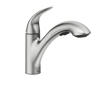 Moen Pull Out Kitchen Faucet