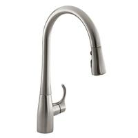 Single Hole Kitchen Faucet 2