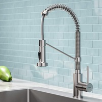 Single Hole Kitchen Faucet 3