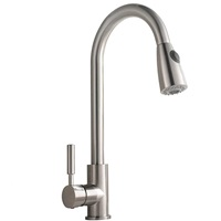 Single Hole Kitchen Faucet 4