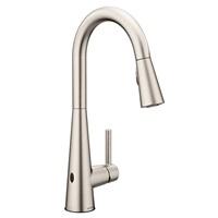 Single Hole Kitchen Faucet 5