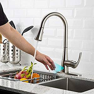 Best Touchless Kitchen Faucets