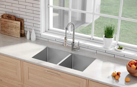 7 Best Undermount Kitchen Sinks Reviews of 2020