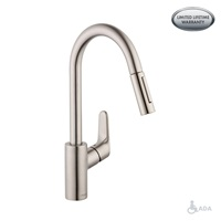 Hansgrohe Kitchen Faucet 2