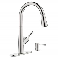 Hansgrohe Kitchen Faucet 3