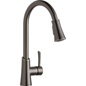 Elkay LKGT3031AS Gourmet Antique Steel Kitchen Faucet