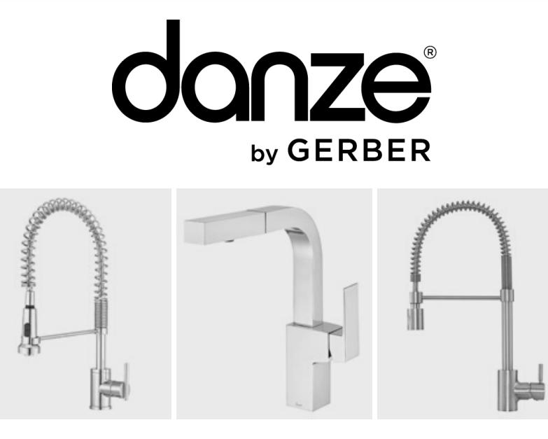 Danze kitchen faucets brands