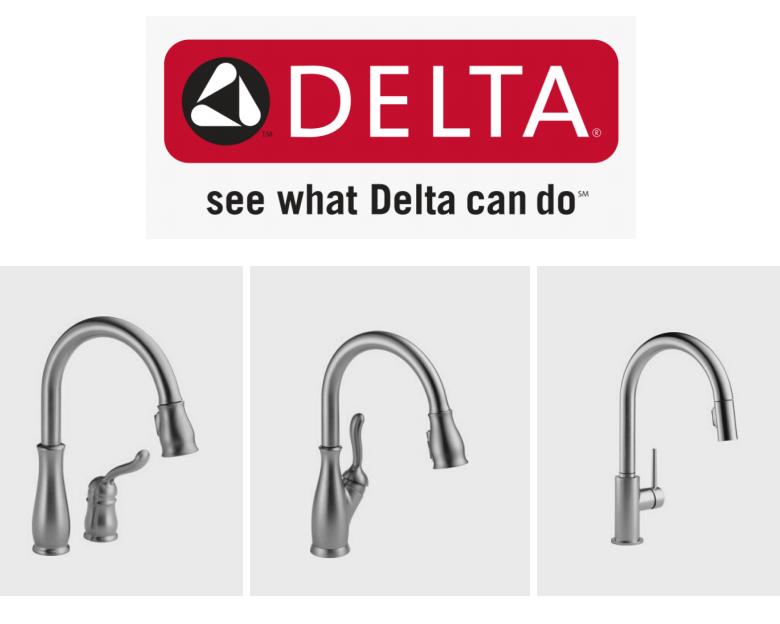 Delta best kitchen faucet brands