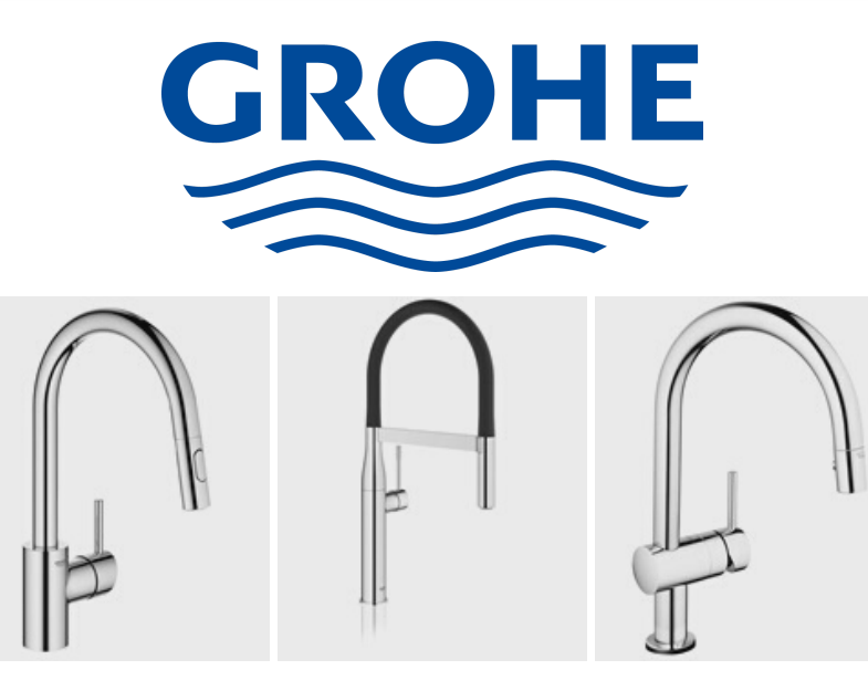 Grohe best brand of kitchen faucets