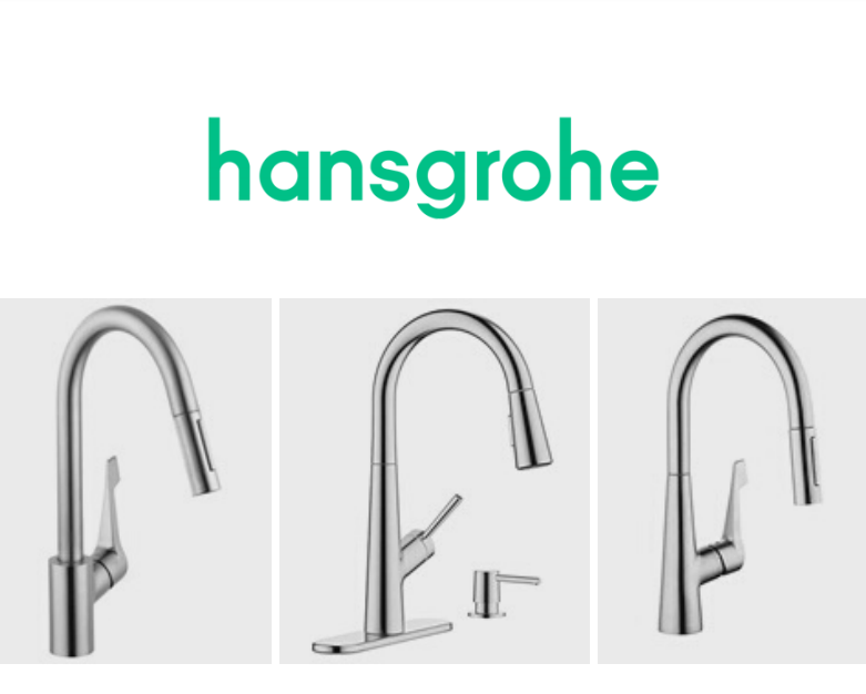 Hansgrohe best brand kitchen faucets