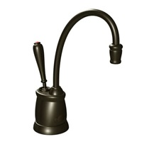 InSinkErator Tuscan Instant Hot Water Dispenser - Faucet Only, Oil Rubbed Bronze, F-GN2215ORB