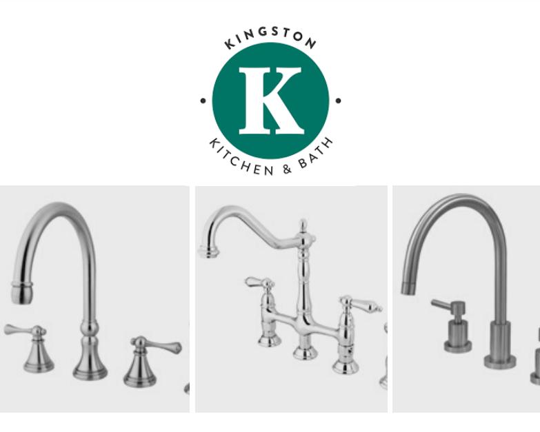 Kingston Brass high end kitchen faucet brands