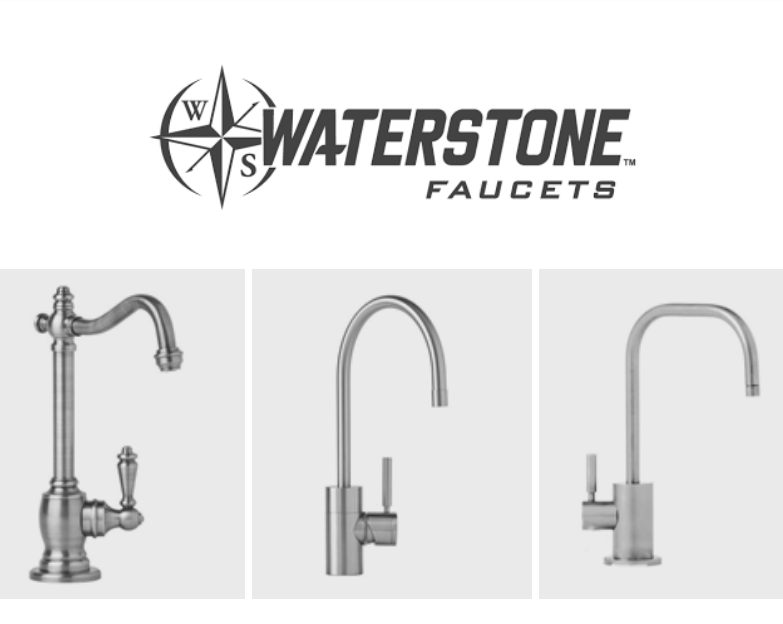Waterstone high end kitchen faucet brands