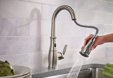 Best Moen Touchless Kitchen Faucet Reviews