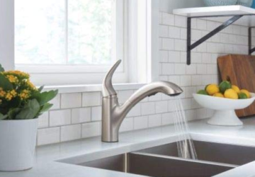 Best Moen Pull Out Kitchen Faucet