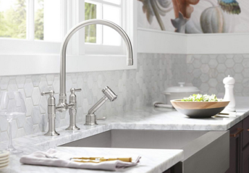 Best Bridge Kitchen Faucets Reviews