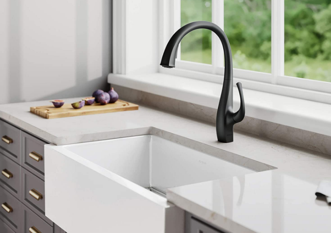 Black Kitchen Faucet Buying Guide