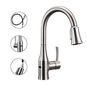 ANZA Touchless Sensor Kitchen Faucet