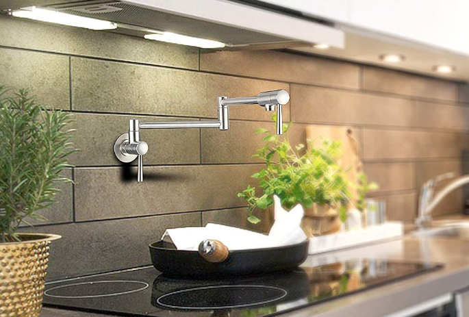 Best Pot Filler Faucet Buying Guide