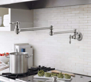 Havin HV1003 Wall-Mount Pot Filler Faucet