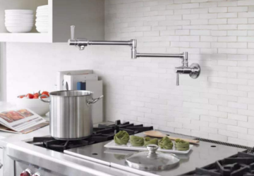 IMLEZON Stainless Steel Commercial Pot Filler Faucet Review