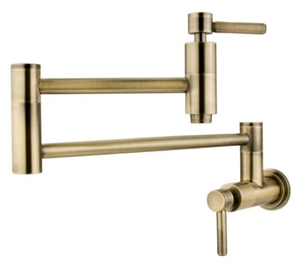 Kingston Brass KS8103DL Wall-Mount Pot Filler Faucet Review