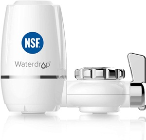 Waterdrop NSF Certified Water Faucet Filtration System