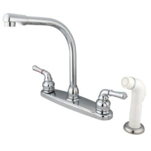 Kingston Brass KB751 8in High Arch Kitchen Faucet