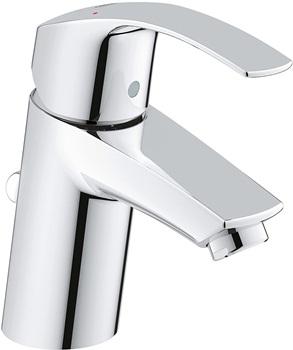 Grohe 3264200A Eurosmart New Single-Handle Single-Hole Bathroom Faucet